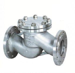 Клапан обратный стальной подъемный 16с13нж