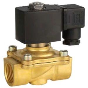Клапан соленоидный (электромагнитный) нормально закрытый