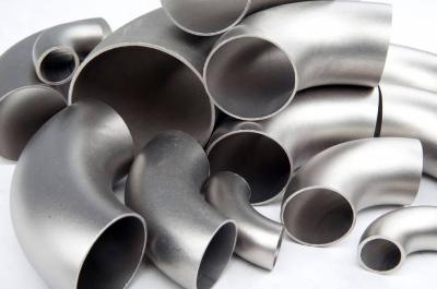 Отводы для трубопровода из стали