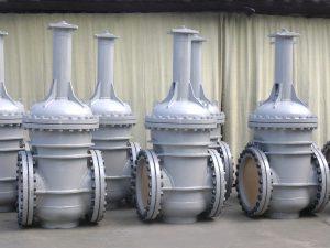 Трубопроводная арматура для ТЭС, АЭС и нефтегазовых трубопроводов
